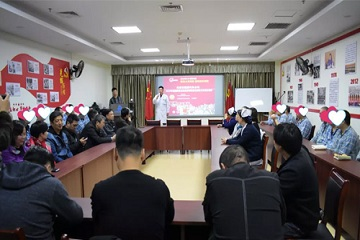 天津河西圣安医院开展消防安全培训